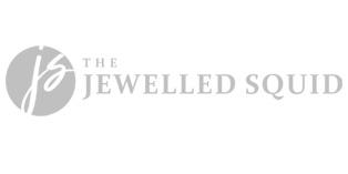 The Jewelled Squid logo