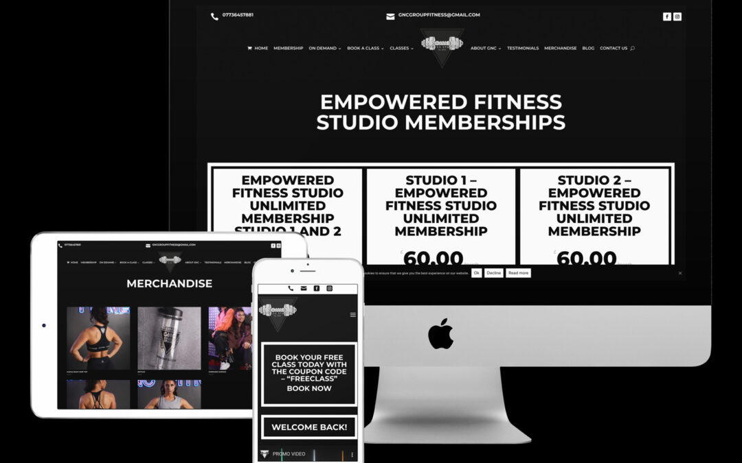 Empowered Fitness by GNC